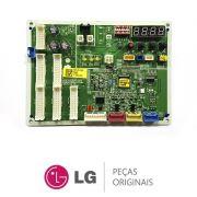 Placa Eletrônica Condensadora Lg ARUB160BLS4 EBR79727505