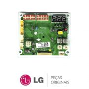 Placa Eletrônica Condensadora Lg ARUB80BT3 EBR74357509