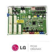 Placa Eletrônica Condensadora Lg ARUN120LLS4 EBR79858605