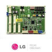 Placa Eletrônica Condensadora Lg ARUN160LLS4 EBR79858603