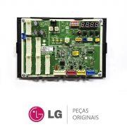 Placa Eletrônica Condensadora Lg ARUV120BTS4 EBR77693618
