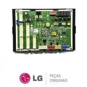Placa Eletrônica Condensadora Lg ARWV100LAL4 EBR76336710