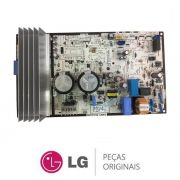 Placa Eletrônica Condensadora Lg AS-Q122BRG2 EBR77159622
