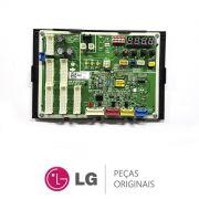 Placa Eletrônica Condensadora Lg BRUV100LTS4 EBR77693606