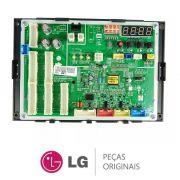 Placa Eletrônica Condensadora Lg BRUV220LTN4 EBR77693621