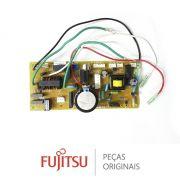 PLACA FONTE DA EVAPORADORA P/ AR CONDICIONADO FUJITSU - 9707398076