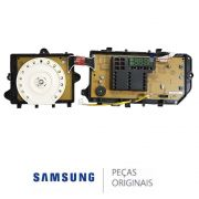 PLACA INTERFACE DISPLAY LAVADORA SAMSUNG WF15K6500AV DC92-01802L