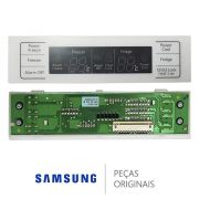 PLACA INTERFACE DISPLAY REFRIGERADOR SAMSUNG RL62TCSW DA97-11621D