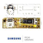Placa Interface Lavadora Samsung WD884RJ5F DC92-00248H