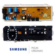 Placa Interface Secadora Samsung Dc92-00272a Nova Original