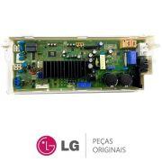 Placa Lava E Seca Lg 127v WD11EP6 EBR79909508 Original