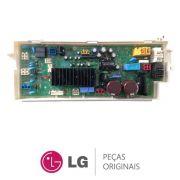 PLACA PRINCIPAL 127V LAVA E SECA LG WD-1485AD EBR64974331