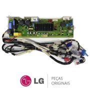 PLACA PRINCIPAL 127V LAVA E SECA WM11WPS6 LG EBR86026301