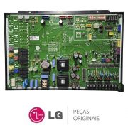 Placa Principal Com Display Condensadora Lg Ebr42702620