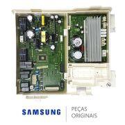 PLACA PRINCIPAL LAVA E SECA 127v SAMSUNG WD10J6410AZ DC92-01789A
