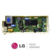PLACA PRINCIPAL LAVA E SECA 220V LG WD-1485ADA EBR64974329