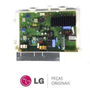 PLACA PRINCIPAL LAVA E SECA 220V LG WD12596 EBR38163326