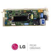 PLACA PRINCIPAL LAVA E SECA LG WD9WE6A 220V EBR80578977