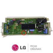 PLACA PRINCIPAL LAVA E SECA WD-1403FD 110V LG EBR36197341