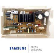PLACA PRINCIPAL LAVADORA SAMSUNG WF106U4SAWQF 220V