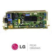 PLACA PRINCIPAL LAVA E SECA LG 220v WD-1485 EBR79961915