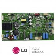 PLACA PRINCIPAL REFRIGERADOR LG GS65SDN EBR80977611