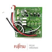 PLACA TRANSISTORA TR CONDICIONADO FUJITSU AOBA30LFTL 9709680483 (USE 9709681237)