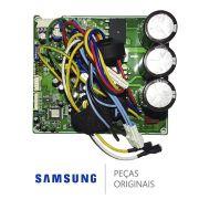 PLACA UNIDADE CONDENSADORA INVERTER AR CONDICIONADO SAMSUNG AQV12NSBXXAZ DB93-08389S