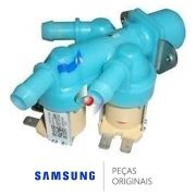 Válvula De Entrada De Água 220v Lava e Seca Samsung DC62-00233B