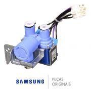 Válvula Dupla De Água 127v Side By Side Samsung Rh58k6567sl