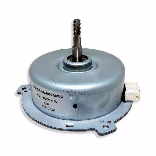 Motor Ventilador Secagem Lava E Seca Samsung + Porca + Retentor