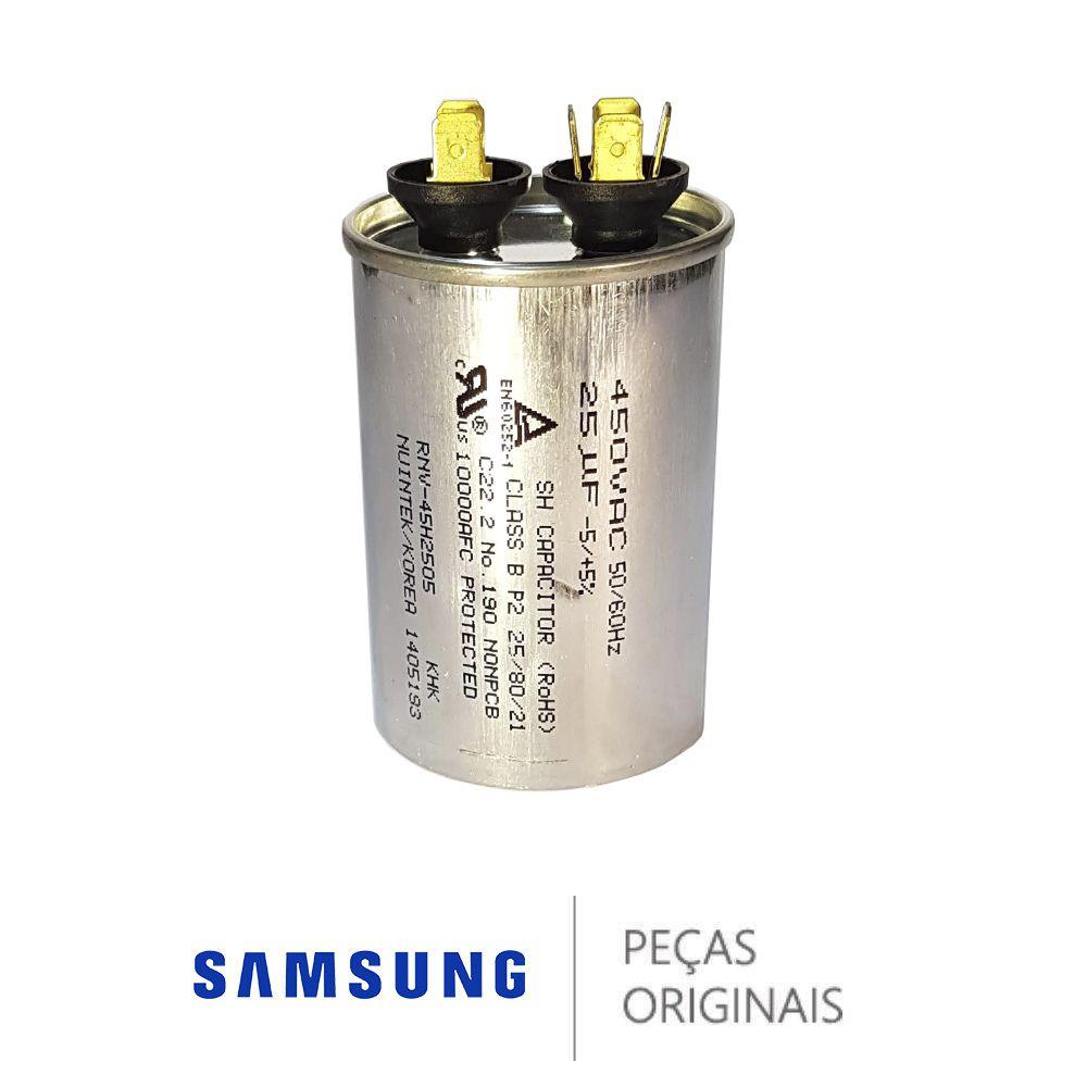 CAPACITOR PARA AR CONDICIONADO SAMSUNG 25UF - 2501-001235
