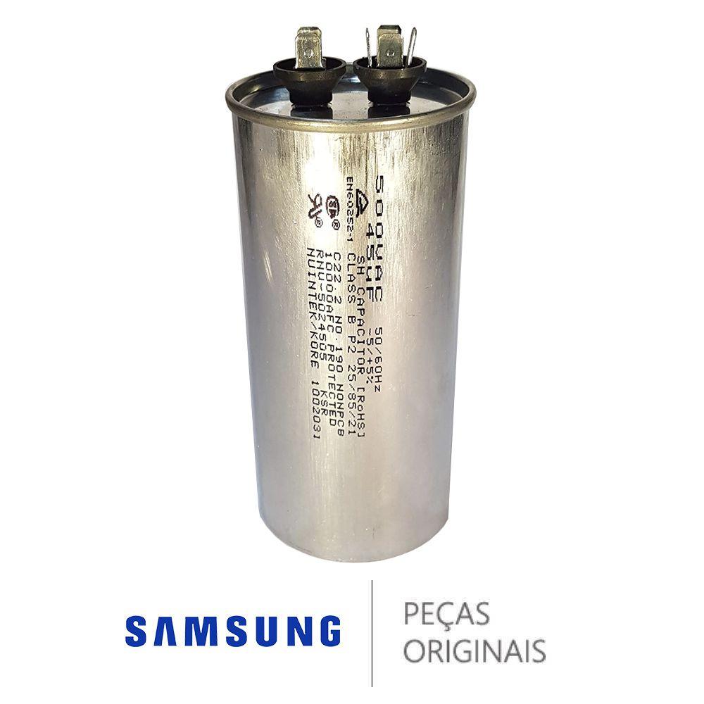CAPACITOR PARA AR CONDICIONADO SAMSUNG 45UF - 2501-001307