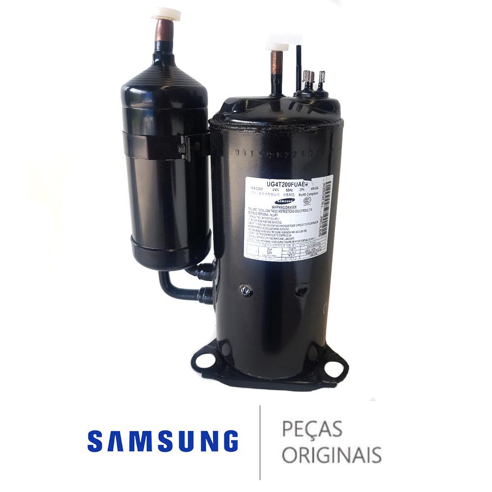 COMPRESSOR AR CONDICIONADO INVERTER R410A 24000 BTUS SAMSUNG UG4T200FUAE4
