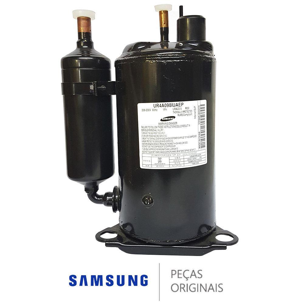 COMPRESSOR DE AR CONDICIONADO ROTATIVO SAMSUNG 9000 BTUS R22