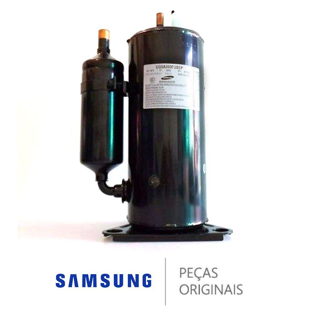 COMPRESSOR DE AR CONDICIONADO SAMSUNG INVERTER 9000 e 12000 BTUS UG9A090FUBEPSF
