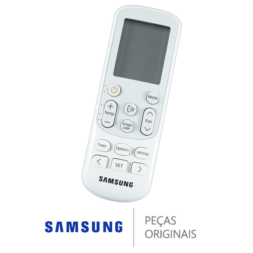 CONTROLE DE AR CONDICIONADO SAMSUNG DB93-15882Q