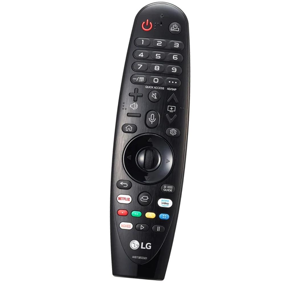 CONTROLE REMOTO MAGIC CONTROL TV LG MR20GA AKB75855501 LINHA 2020