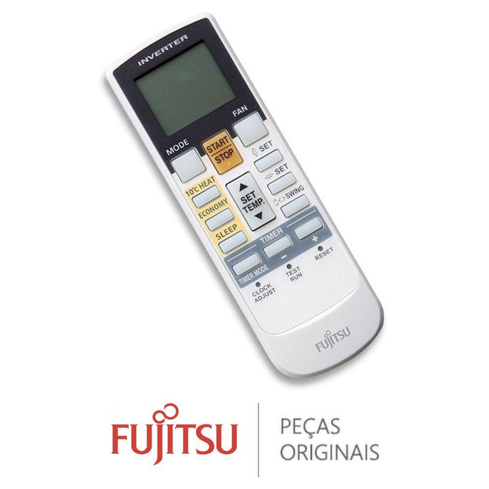 CONTROLE REMOTO PARA AR CONDICIONADO FUJITSU AR-RAE7E - ASBA09LGC - ASBA12LGC - 9314990458