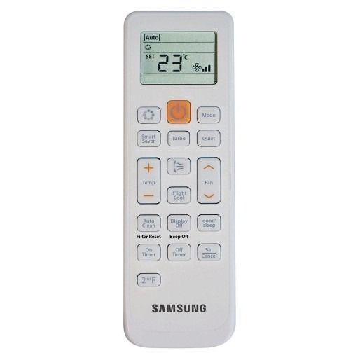 CONTROLE REMOTO PARA AR CONDICIONADO SAMSUNG - 9000 12000 18000 24000 BTU'S - DB93-13553A