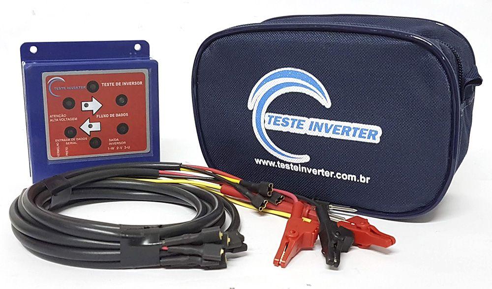 EQUIPAMENTO TESTE INVERTER (RV) AR CONDICIONADO - TS012015