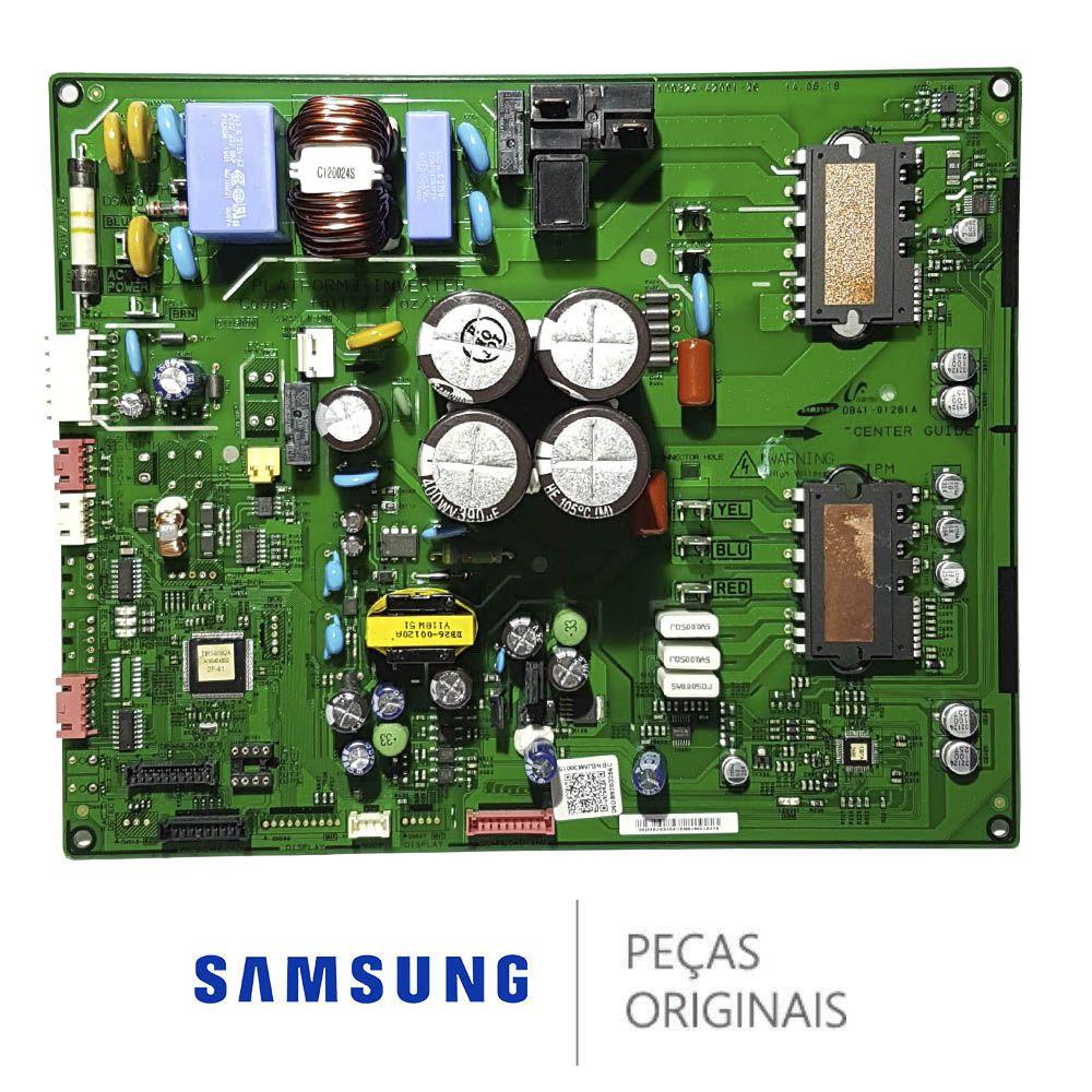 PLACA CONDENSADORA AR CONDICIONADO SAMSUNG INVERTER 24000 BTUS - DB92-03356C