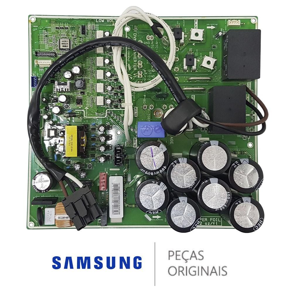 PLACA CONDENSADORA (DVM) AR CONDICIONADO SAMSUNG DB92-03526B ou  DB93-11807E
