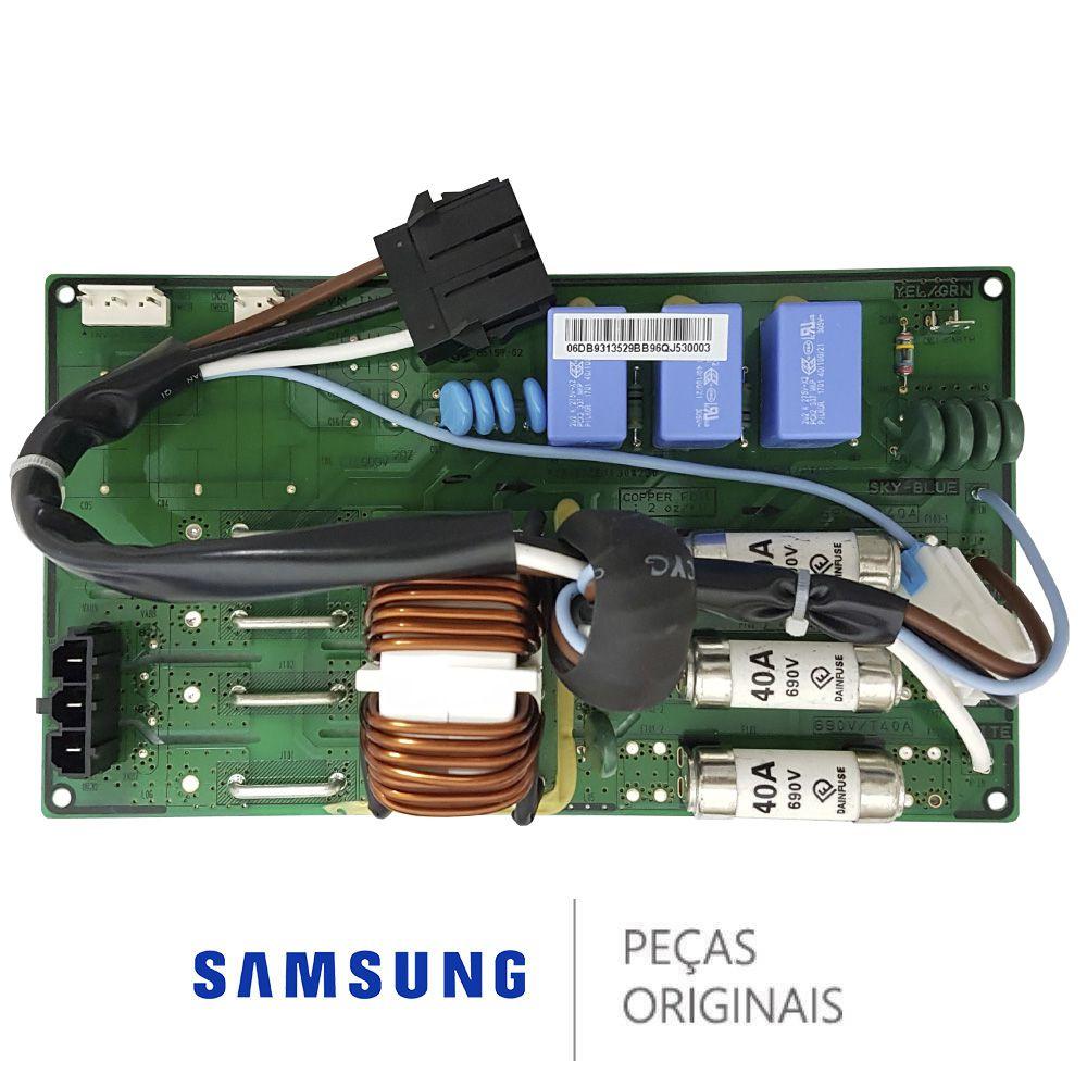 PLACA CONDENSADORA (DVM) AR CONDICIONADO SAMSUNG DB93-13529B