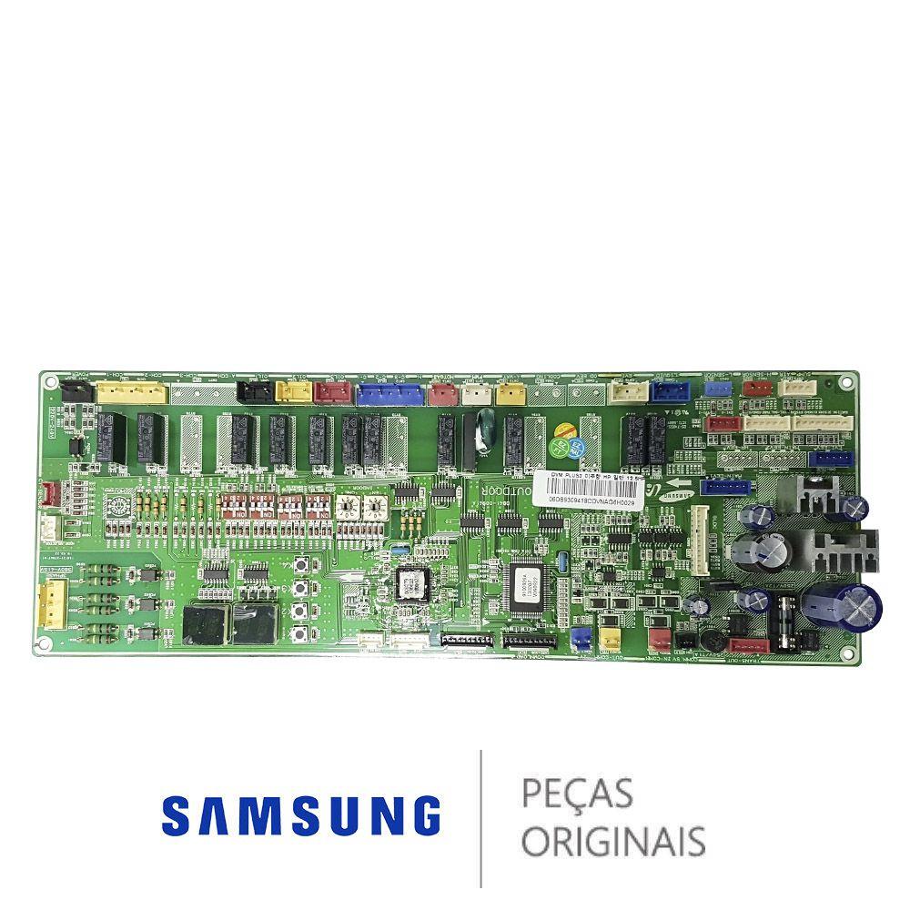PLACA CONDENSADORA INVERTER (DVM) AR CONDICIONADO SAMSUNG DB93-09418C