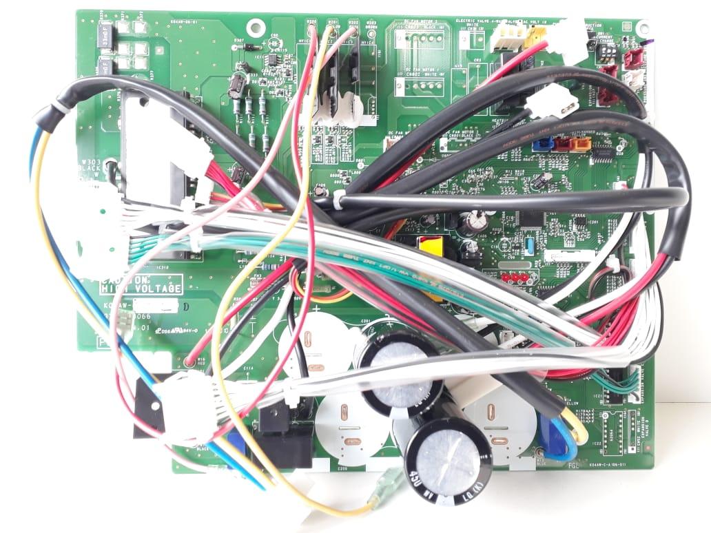 Placa controladora da condensadora Fujitsu AOBA30LAT4   9709907030