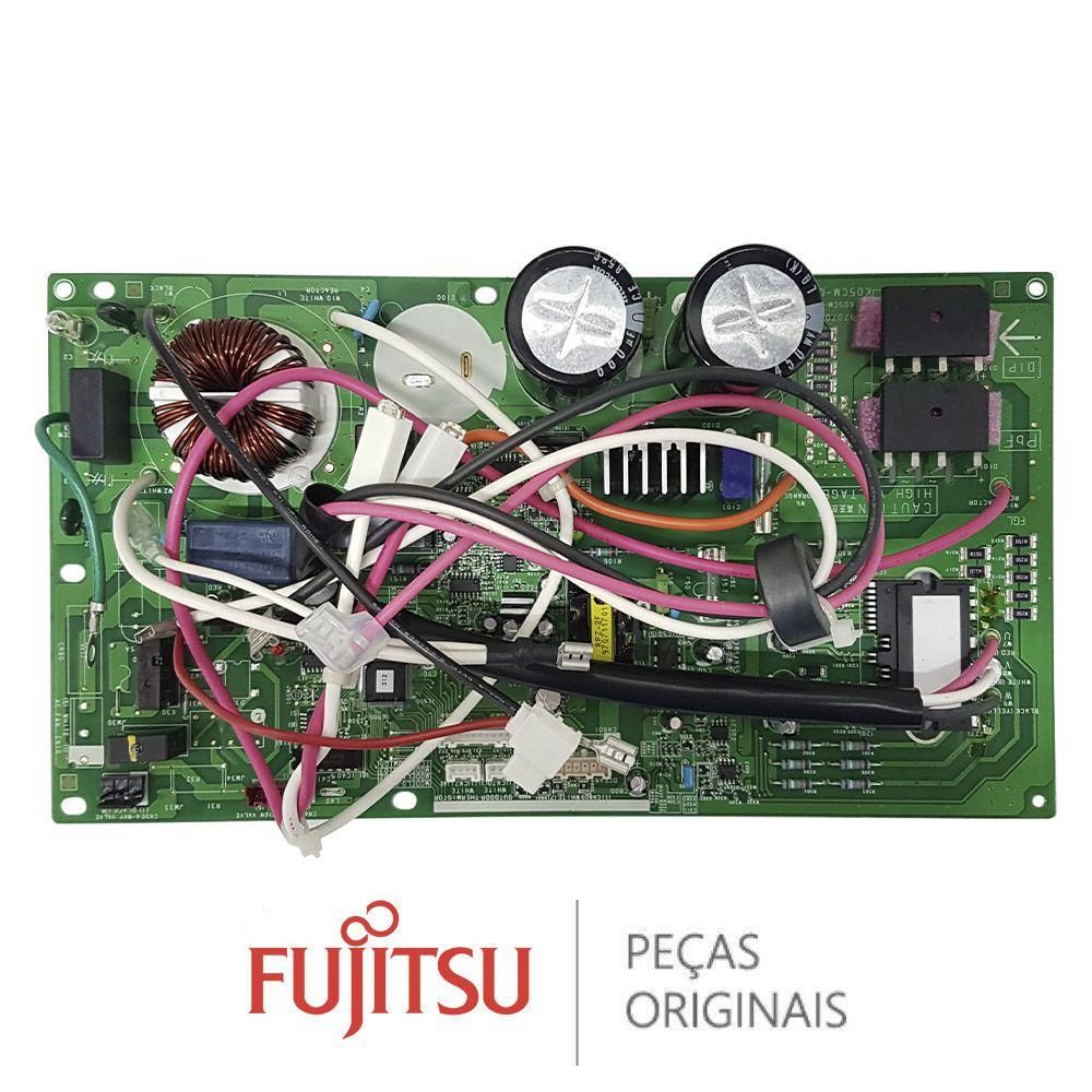 PLACA CONTROLADORA K05CM-1001HUE-C1 FUJITSU AOBG12LJC 9708523118