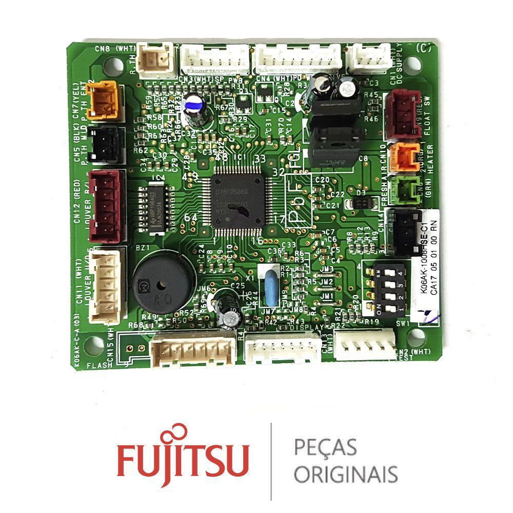 PLACA CONTROLE EVAPORADORA AR CONDICIONADO FUJITSU 9710620676