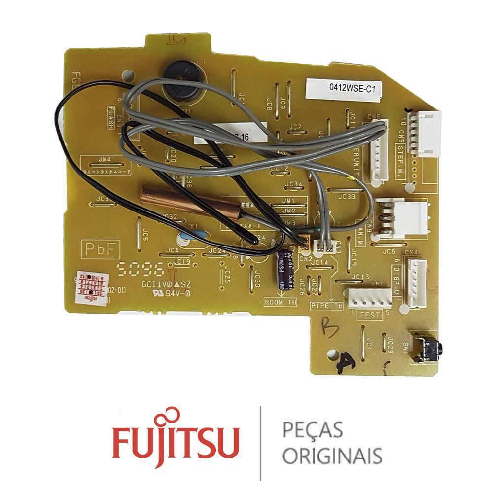 PLACA CONTROLE K02DE-0412WSE-C1 FUJITSU ASB12A1 9706046138