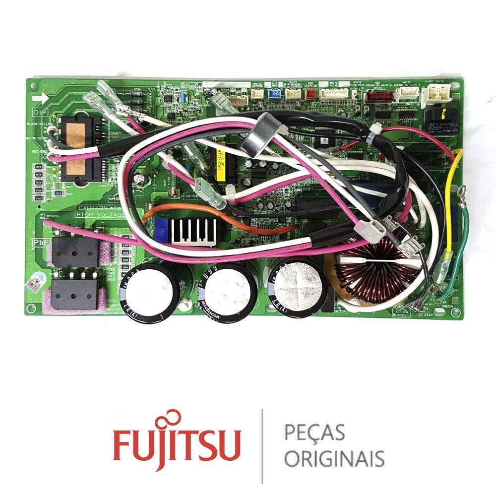 PLACA CONTROLE K08CU-1001HUE-C1 FUJITSU AOBG18LAC2 9709882139